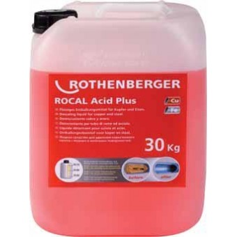 ROTHENBERGER ROCAL chémia Acid Multi / Acid Plus