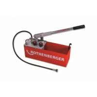 ROTHENBERGER Zkušební tlaková pumpa RP 50 S, pozinkovaná